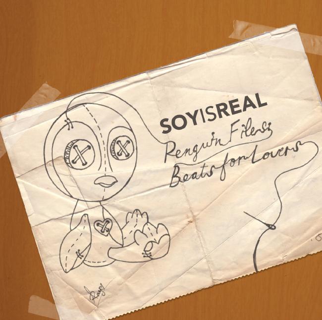 Cover artwork for Penguin Files