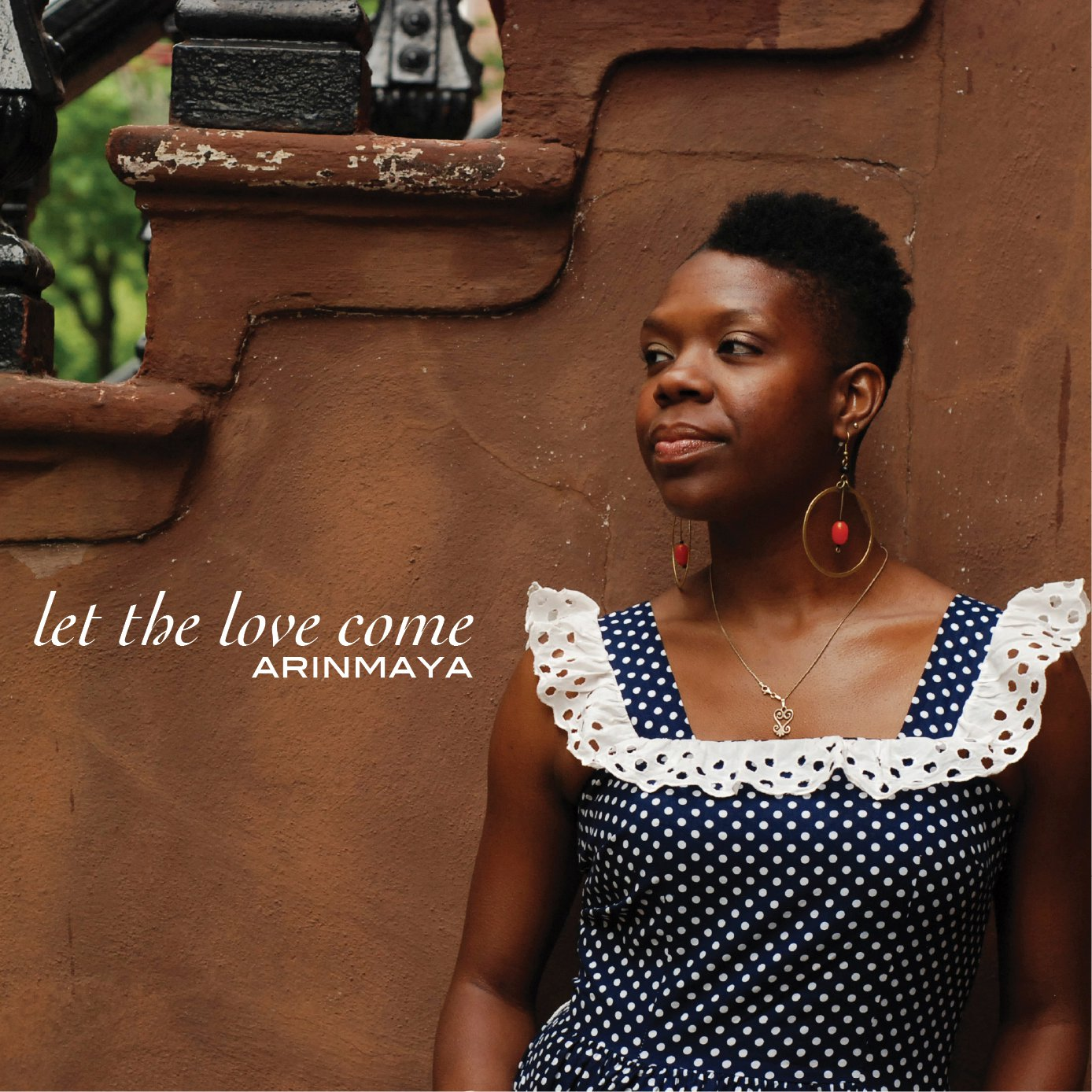 Cover artwork for Let The Love Come