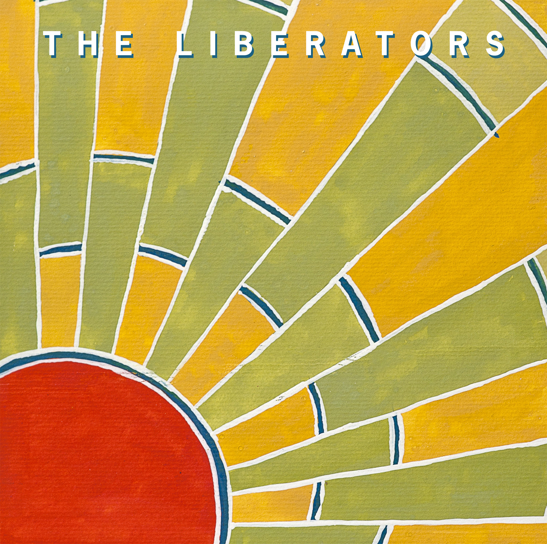 Cover artwork for The Liberators