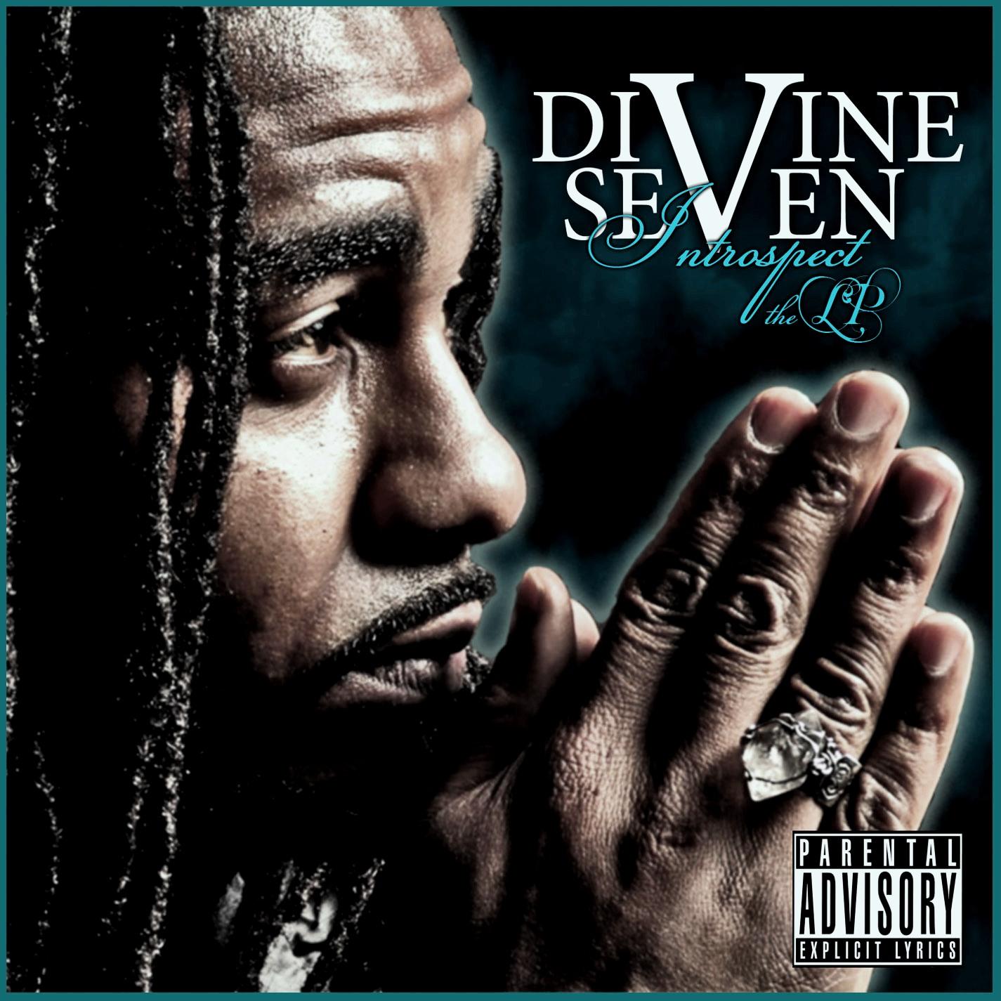Cover artwork for DiViNe SeVeN's INTROSPECT, THE LP