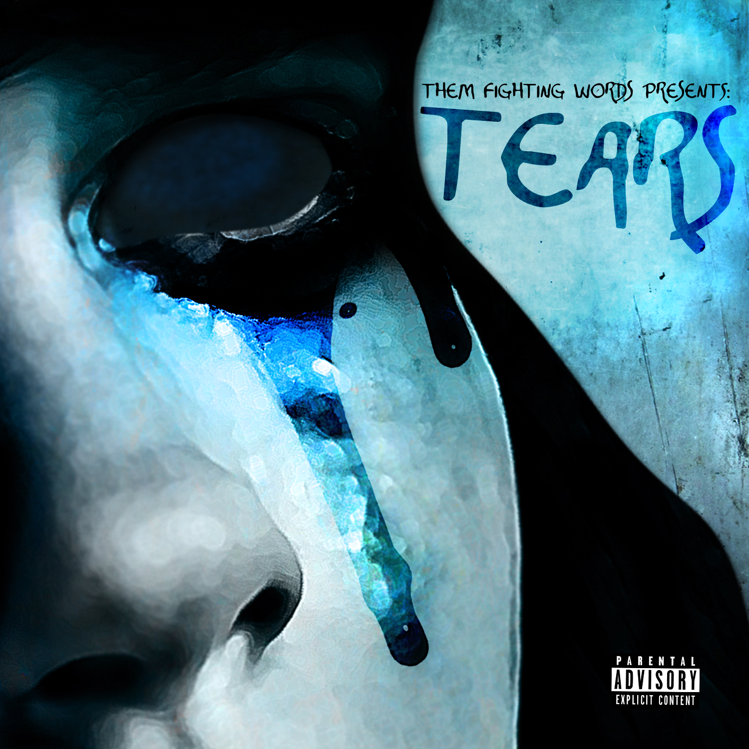 Cover artwork for Shade Cobain's TEARS