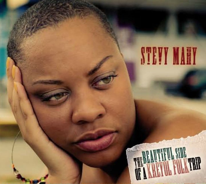 Cover artwork for Stevy Mahy's album
