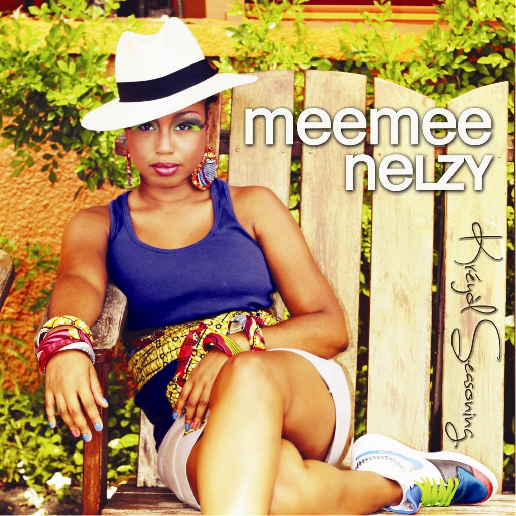 Cover artwork for Meemee Nelzy's Kréyòl Seasoning