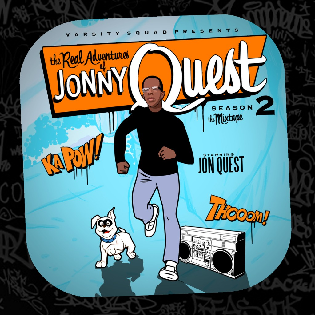Cover artwork of The Real Adventures of Jonny Quest: Season 2
