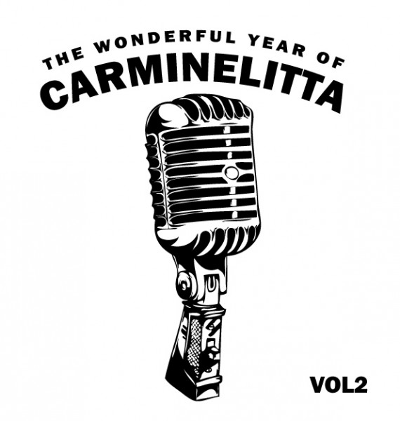Cover artwork for The Wonderful Year of Carminelitta Vol. 2