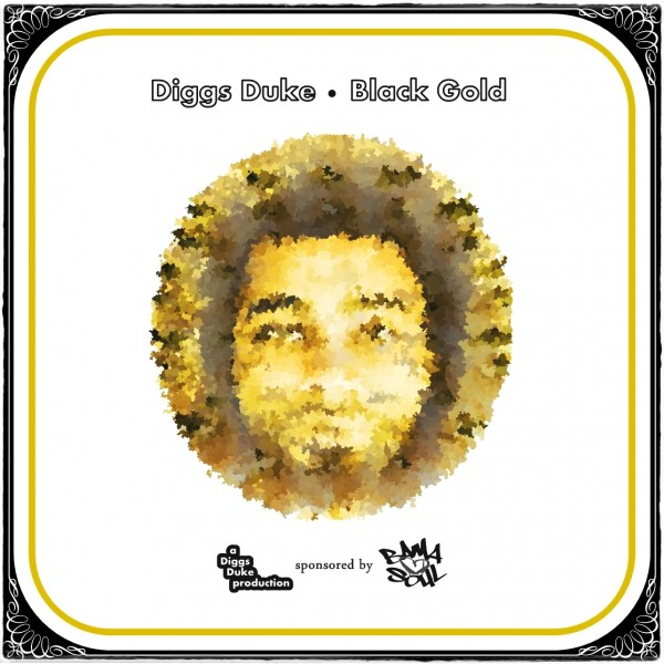 Cover artwork of Diggs Duke's Black Gold