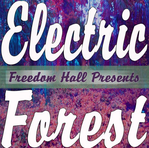 Cover artwork for Electric Forest