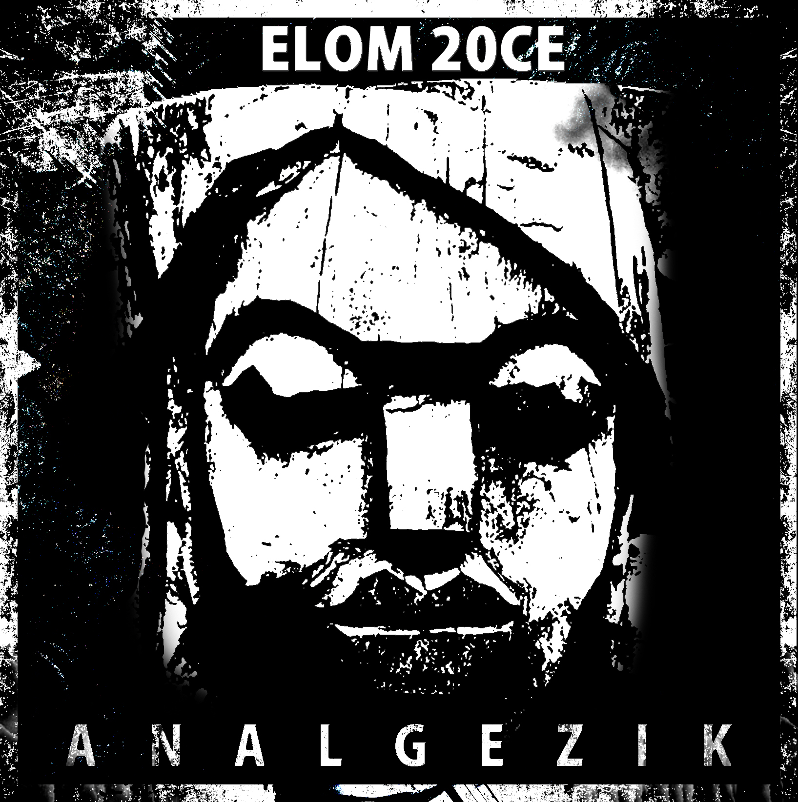 Cover artwork for Analgézik
