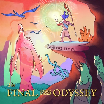 Cover artwork for The Final Odyssey