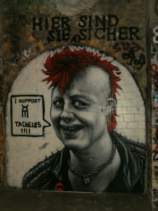 Picture taken at Tacheles in Berlin