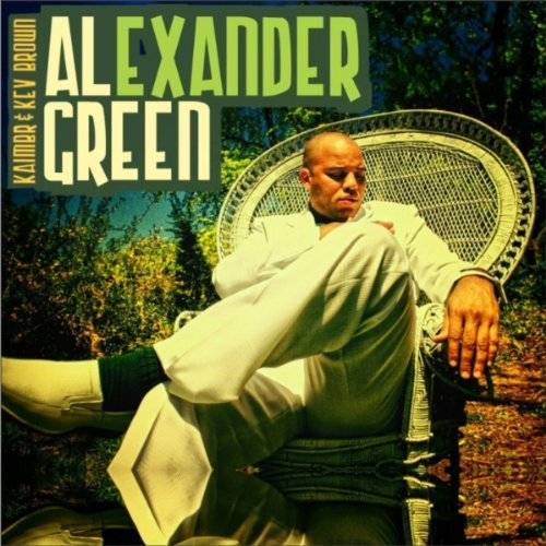 Cover artwork for The Alexander Green Project