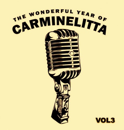 Cover artwork for The Wonderful Year of Carminelitta Vol. 3