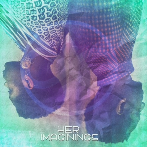 Cover artwork for Her Imaginings
