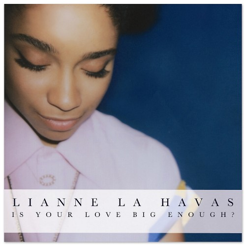 Cover artwork for Is Your Love Big Enough
