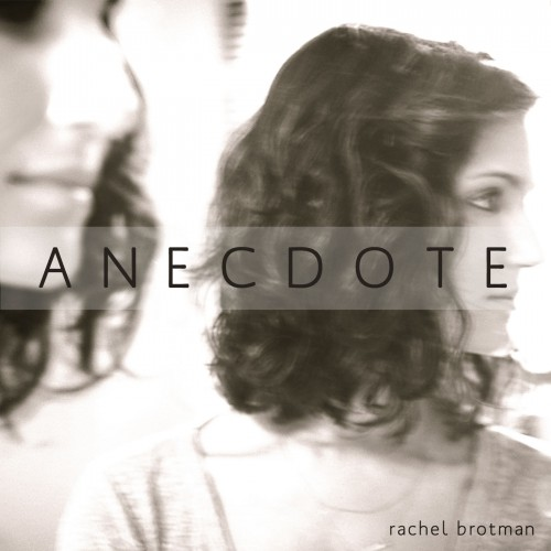 Cover artwork for Anecdote EP