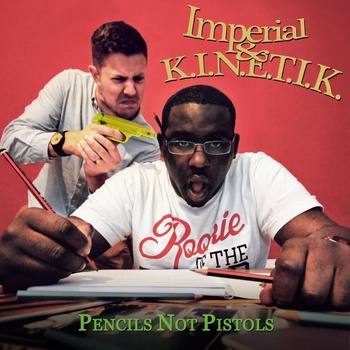 Cover artwork for Pencils Not Pistols