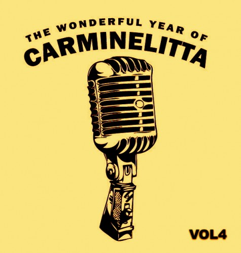 Cover artwork for The Wonderful Year of Carminelitta Vol. 4